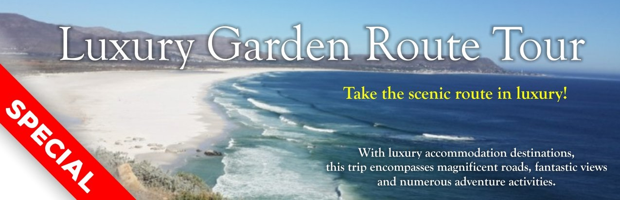 Luxury, Extended Garden Route and Cape Town Tour